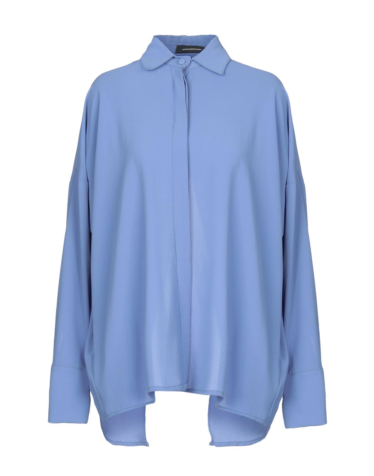 Camicie E Blause Tinta Unita Alessandro Legora damen - 38816029FQ