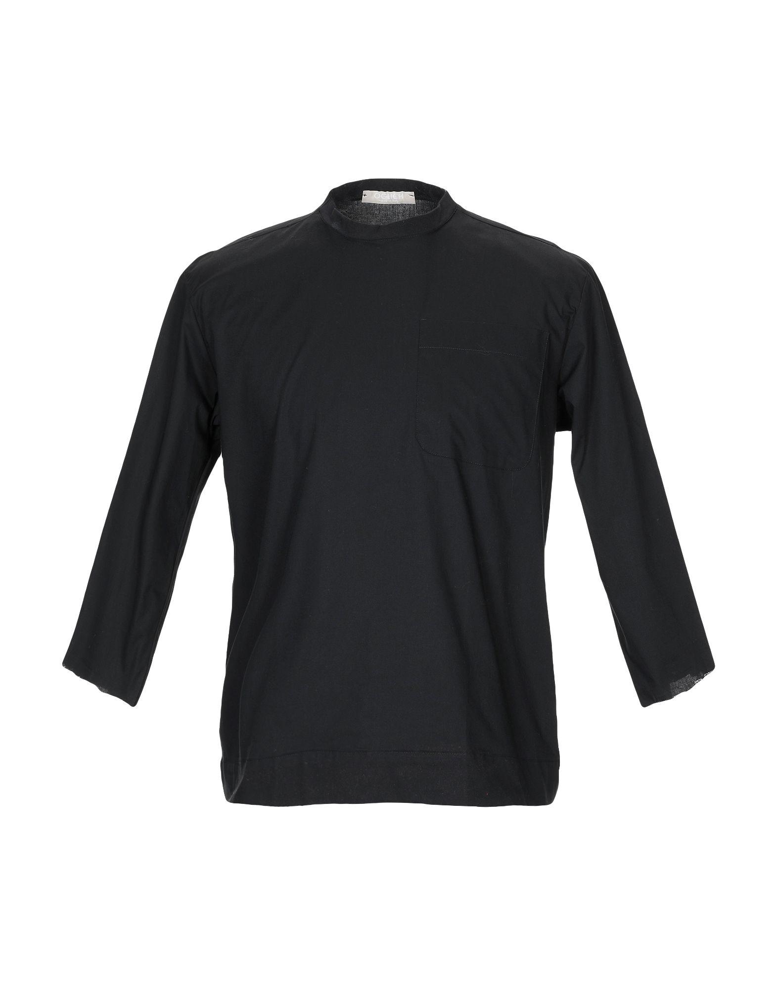 Camicia Tinta Unita Öglich herren - 38816311WF