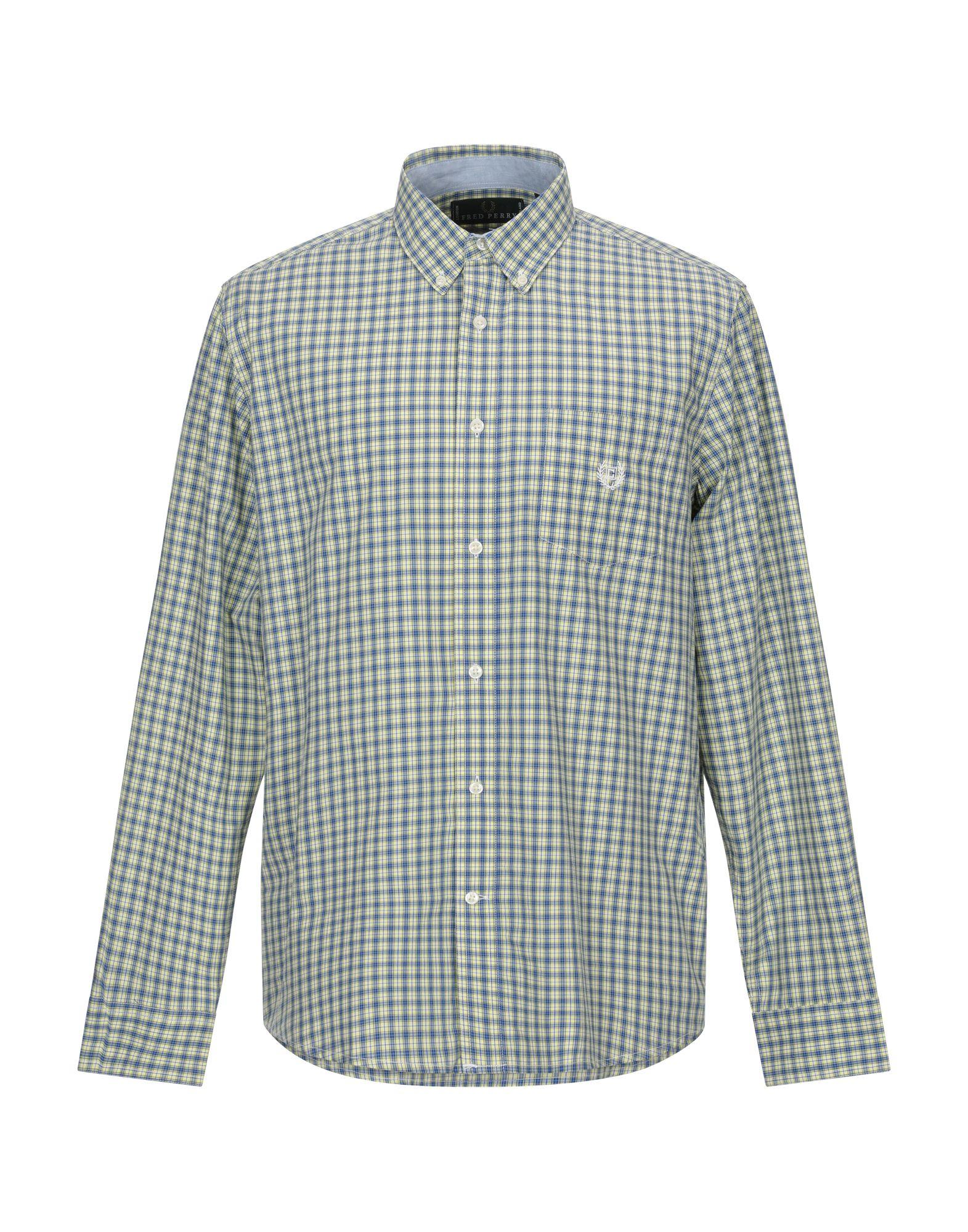 Camicia Camicia A Quadri Frosso Perry uomo - 38817713BG  einzigartiges Design