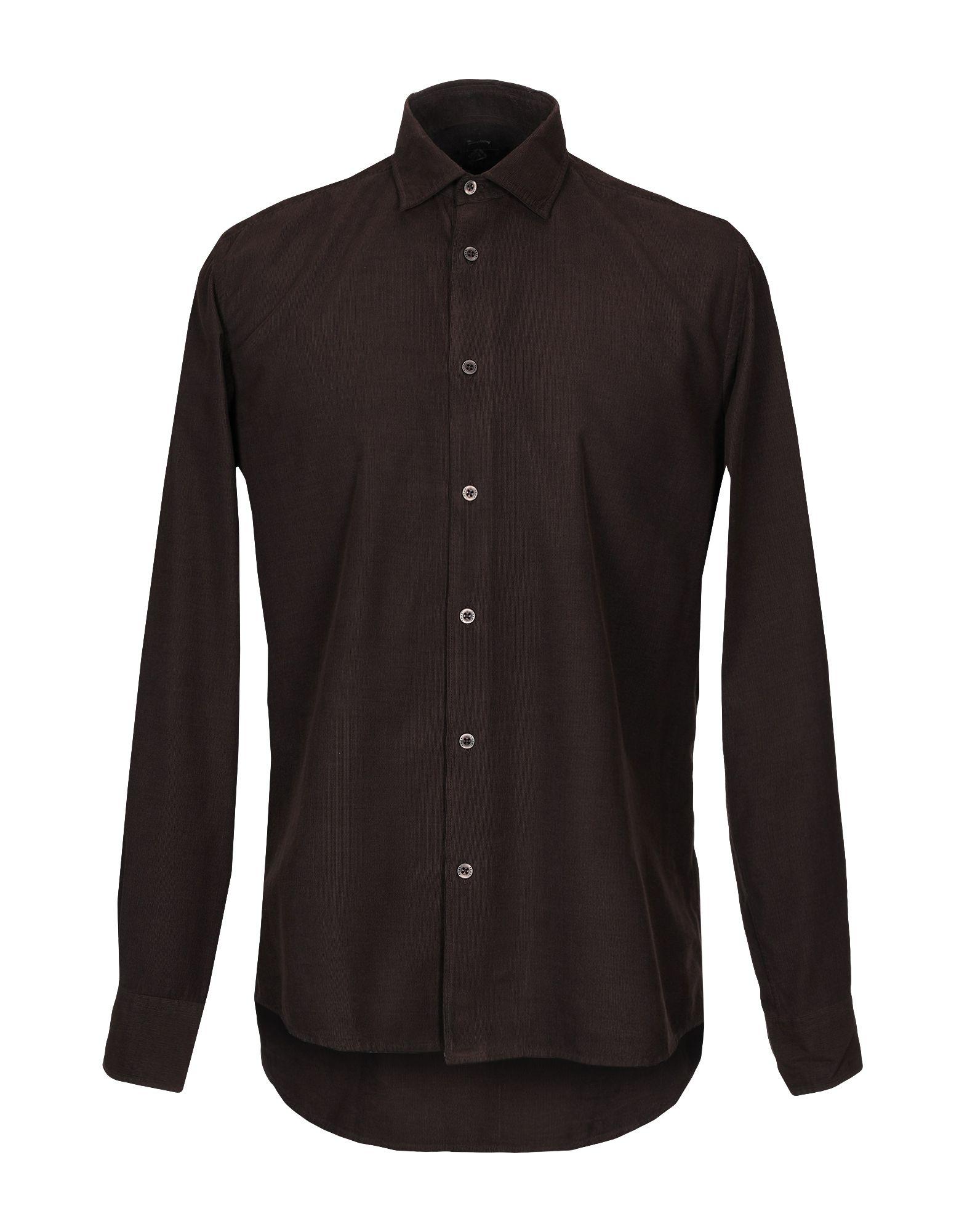 Camicia Tinta Unita Fradi herren - 38818491CF