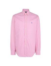 the best attitude e9802 8a395 Camicie Uomo Polo Ralph Lauren Collezione Primavera-Estate e ...