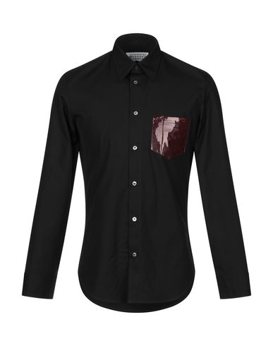 MAISON MARGIELA - Patterned shirt