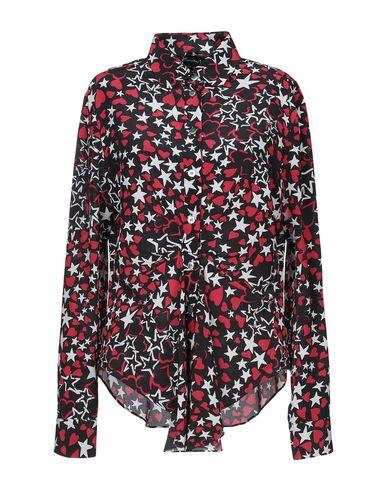 Rossella Jardini Patterned Shirts & Blouses In Black