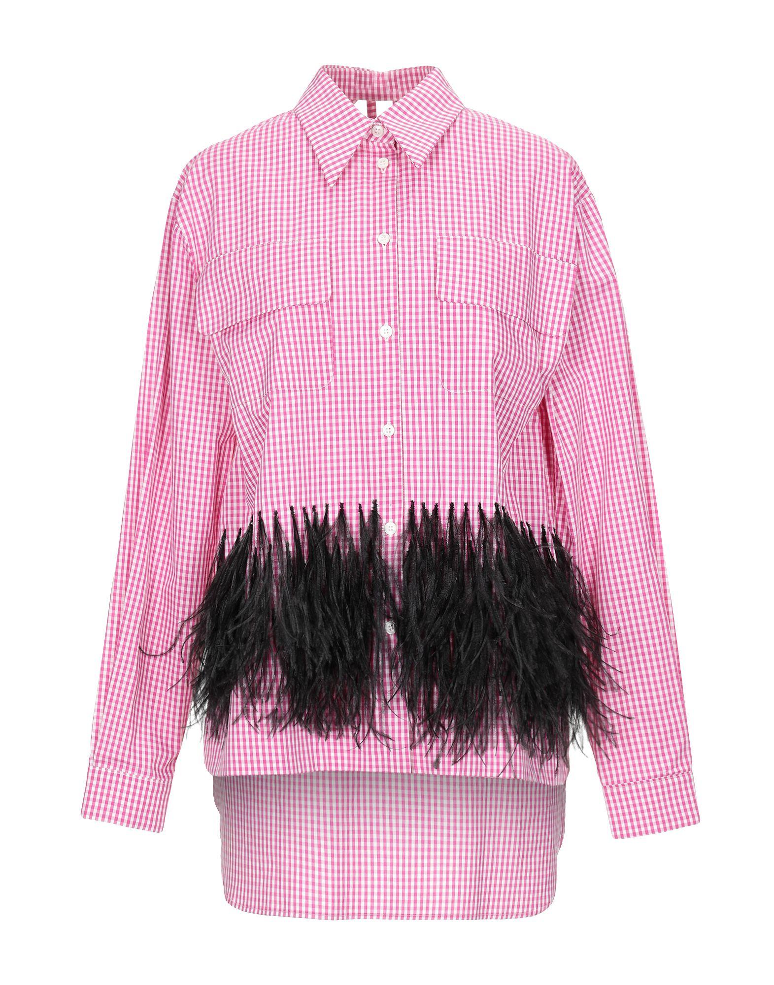 Camicia A Quadri N°21 damen - 38820100MQ