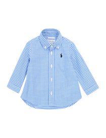 Πουκαμισα 0-24 μηνών Αγόρι - Παιδικά ρούχα στο YOOX 86d07e0178d