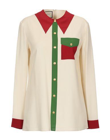 9bbf5183e81612 Gucci Patterned Shirts   Blouses - Women Gucci Patterned Shirts ...
