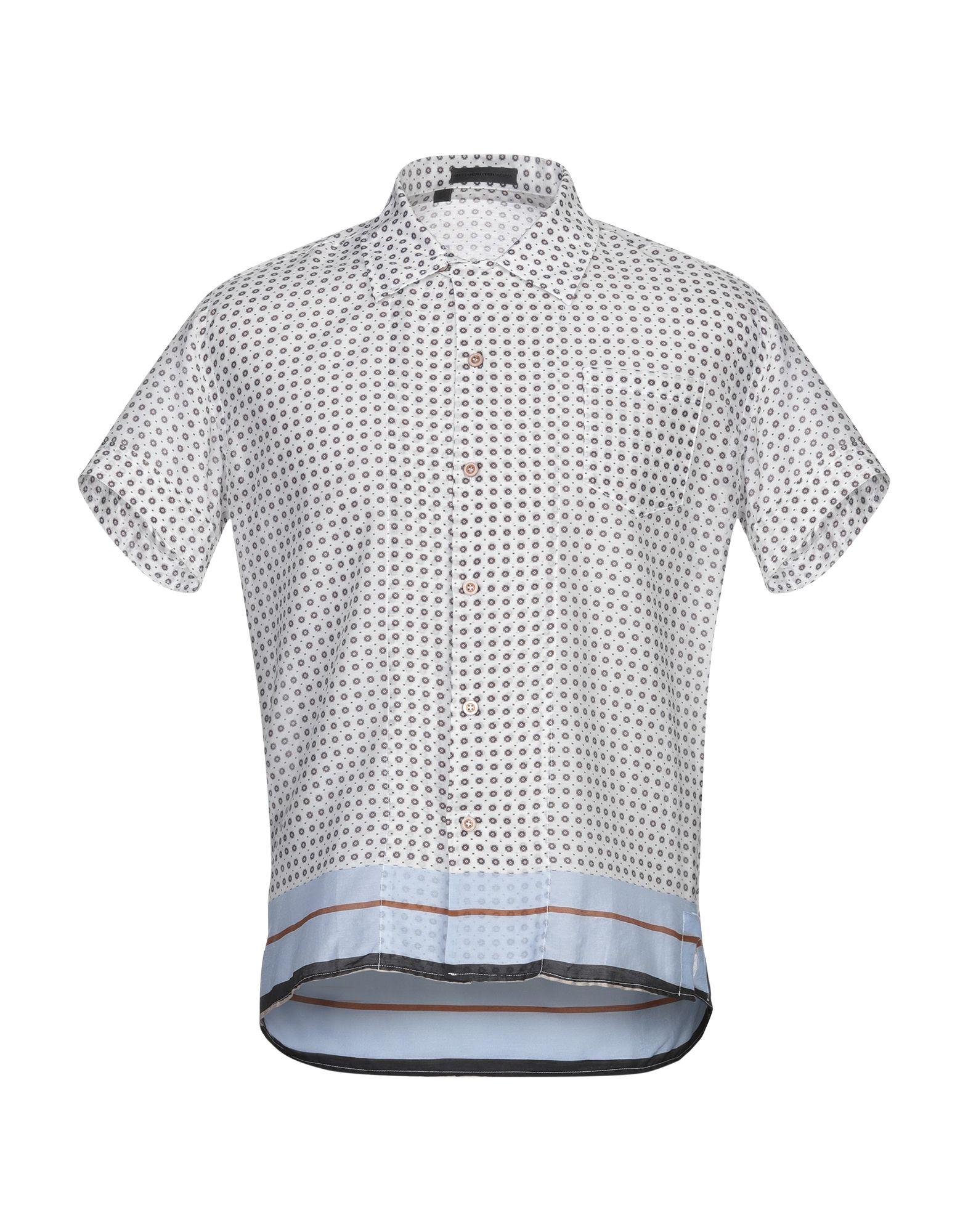 Camicia Camicia Camicia Fantasia Alessandro Dell'acqua uomo - 38820962EU af8