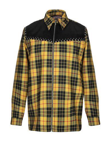 innovative design b6b68 0b638 PALM ANGELS Camicia a quadri - Camicie | YOOX.COM