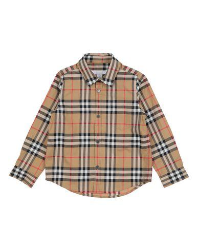 01aec77ec53 Burberry Shirt Boy 3-8 years online on YOOX Netherlands