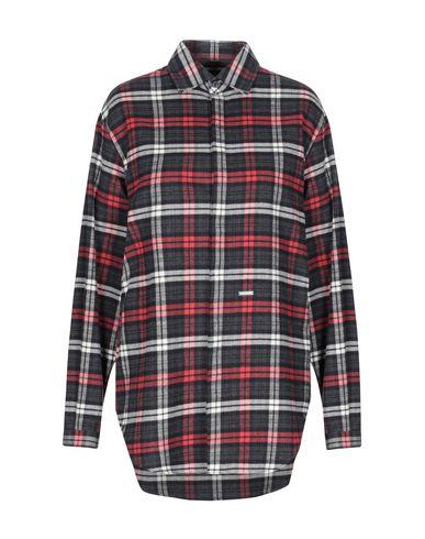 Camicia A Quadri Dsquared2 Donna - Acquista online su YOOX - 38821821VJ 2b8933188a1