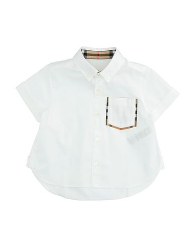 688144f8aa46ae Burberry Solid Color Shirt Boy 3-8 years online on YOOX United States
