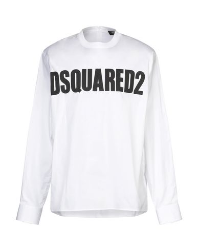 Dsquared2 T-shirts Solid color shirt