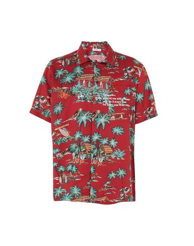 Camisa Estampada Department 5 Camicia Lulu St - Hombre - Camisas ... d91369068c5