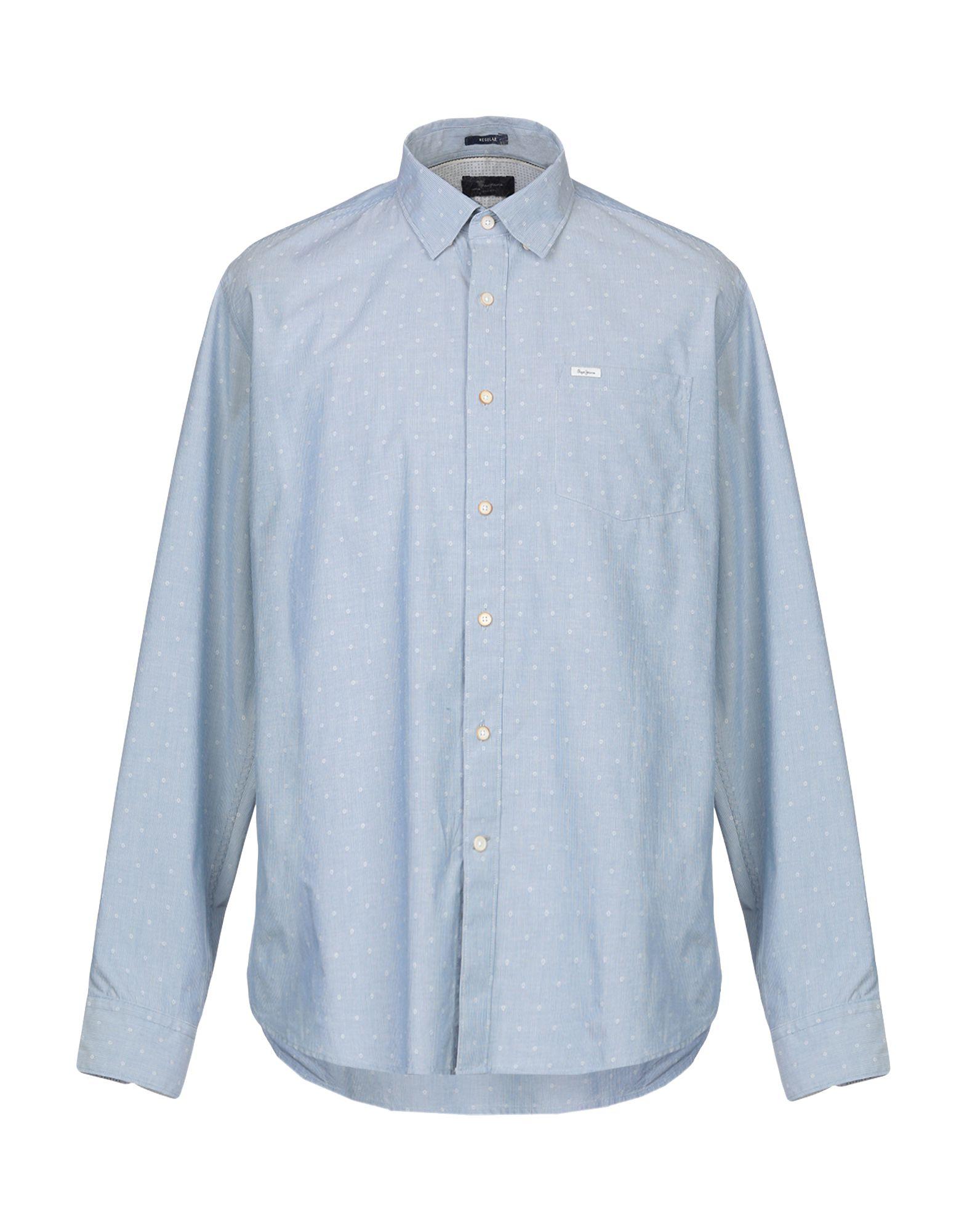 Camicia A Righe Pepe Jeans herren - 38823455JL