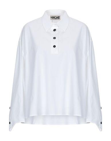 HACHE - Solid colour shirts & blouses