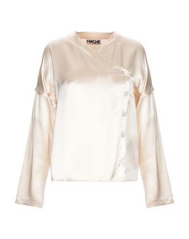 HACHE - Solid color shirts & blouses