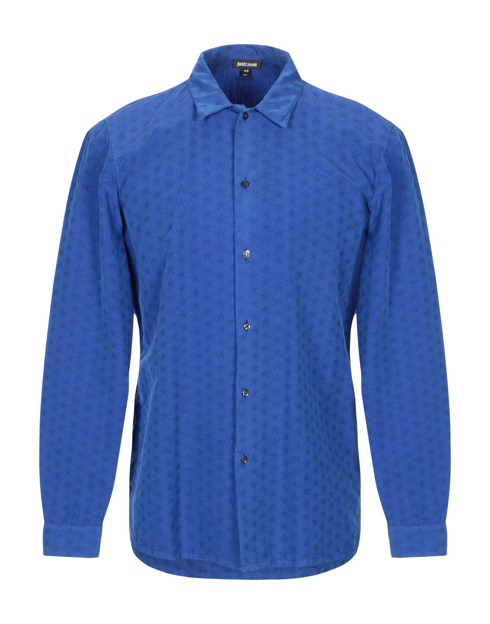 Camicia Tinta Unita Just Cavalli uomo - 38824011LW 38824011LW  bis zu 80% sparen