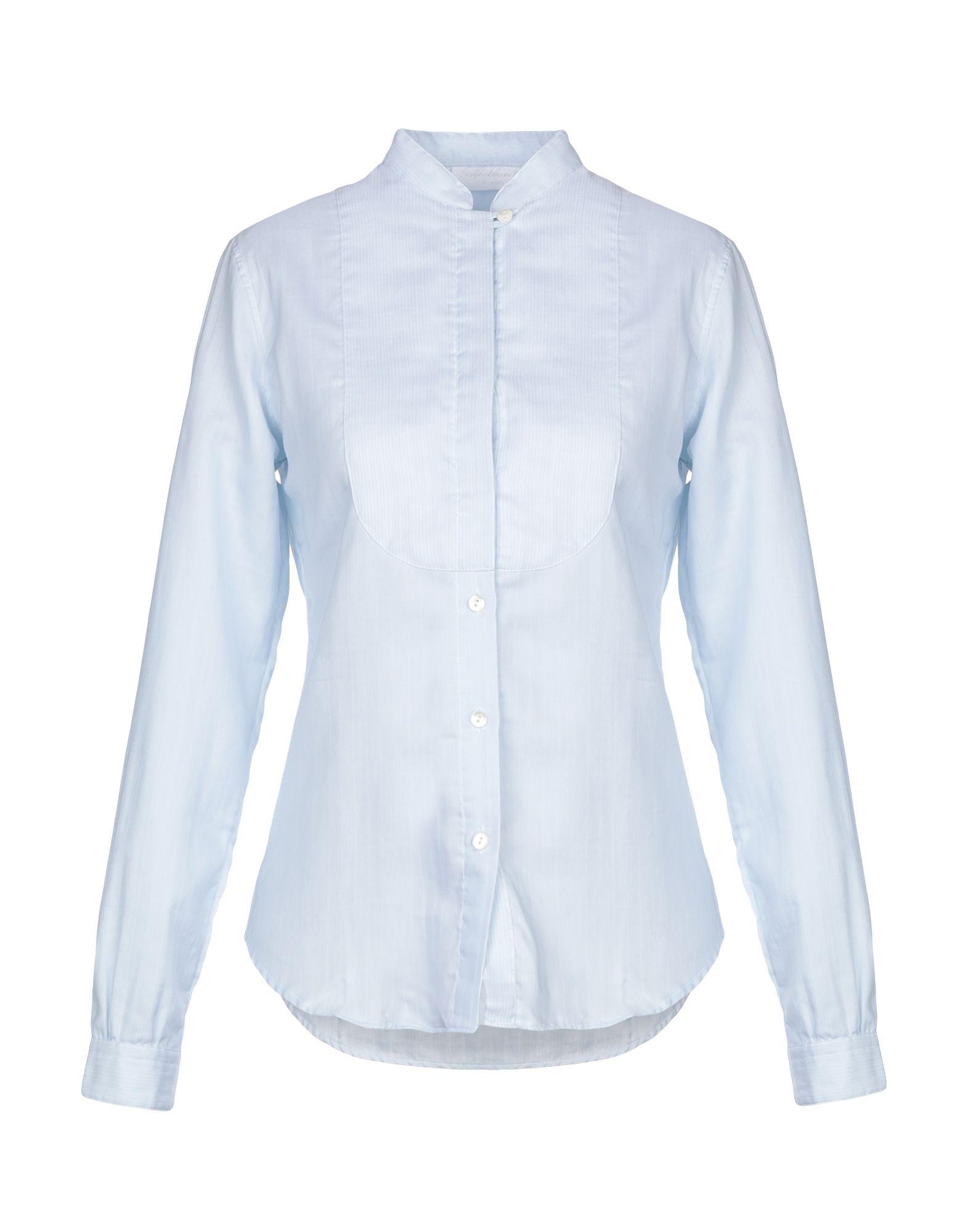 Camicie E bluse Tinta Unita Guglielminotti donna - 38824364RC 38824364RC  alltäglich niedrige Preise