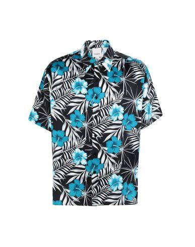 LANEUS - 柄入りシャツ