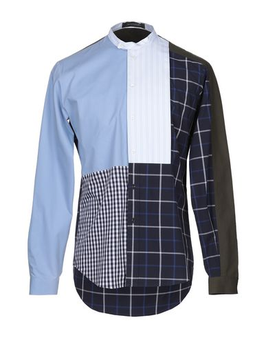 CEDRIC CHARLIER - Checked shirt