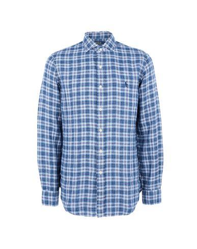 a5689242 POLO RALPH LAUREN Checked shirt - Shirts | YOOX.COM