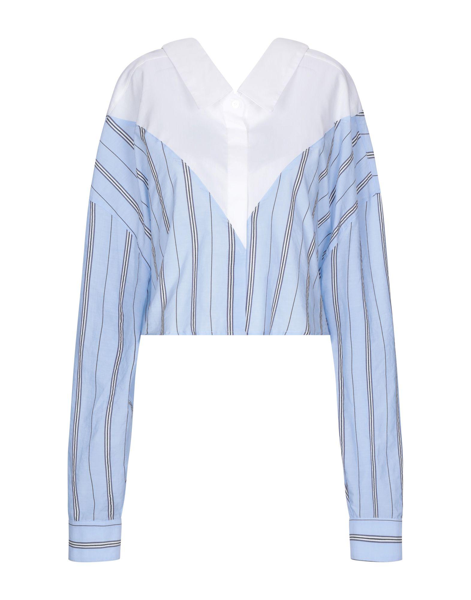 Camicia A Righe Ben Taverniti™ Unravel Project damen - 38825828XB