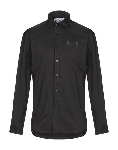 JOHN RICHMOND - Solid colour shirt