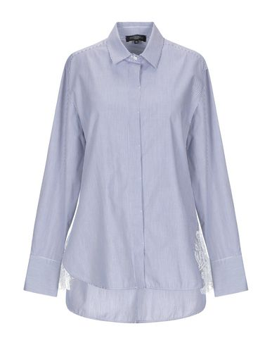 Antonelli Lace Shirts & Blouses In Blue