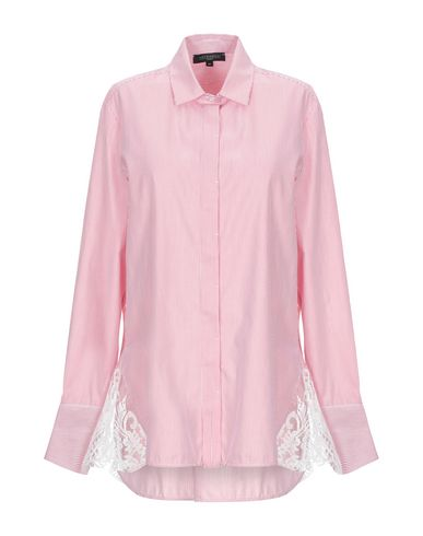 Antonelli Lace Shirts & Blouses In Red