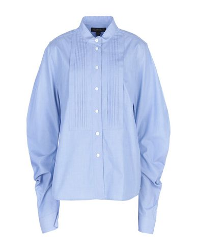 BURBERRY - Solid colour shirts & blouses