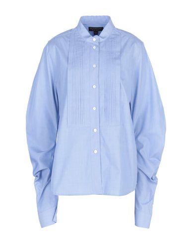 BURBERRY - Chemises et chemisiers de couleur unie