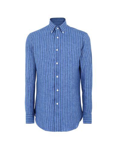 BOGLIOLI - Linen shirt