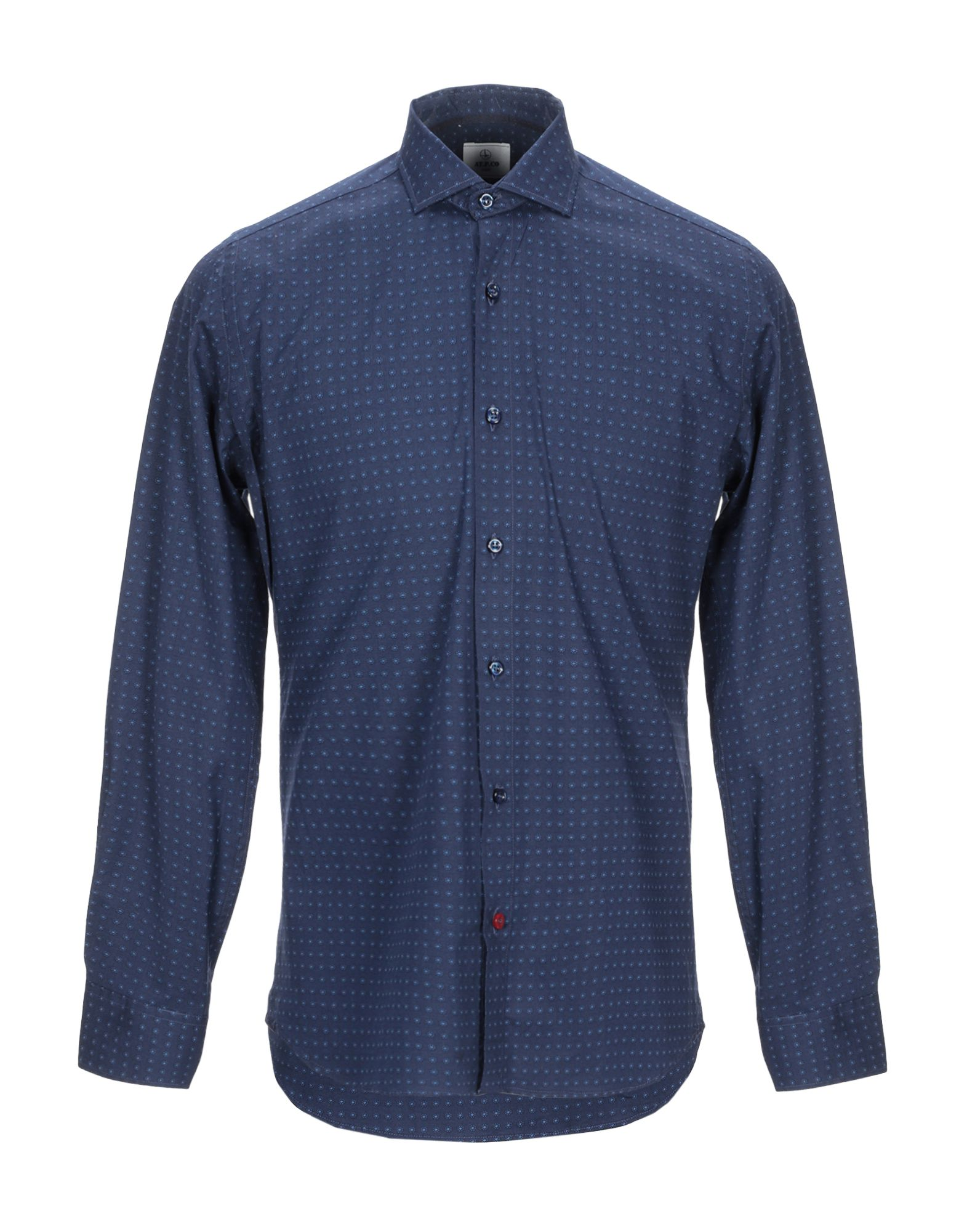 Camicia Camicia Fantasia At.P.Co uomo - 38830016DO  Einzelhandelsgeschäfte