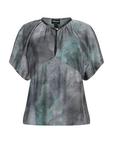 GIORGIO ARMANI - Εμπριμέ πουκάμισα και μπλούζες