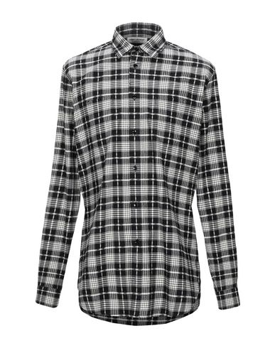 SAINT LAURENT - Checked shirt