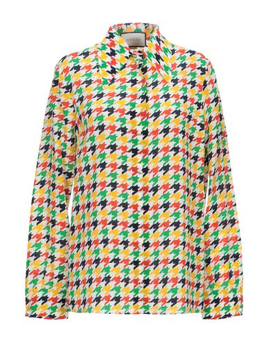 62ac3959a22cc Gucci Patterned Shirts   Blouses - Women Gucci Patterned Shirts ...