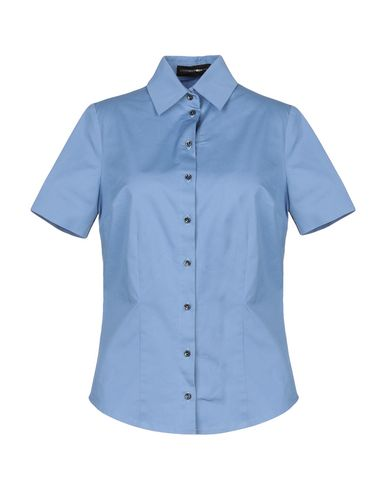 ALESSANDRO DELL'ACQUA - Solid color shirts & blouses