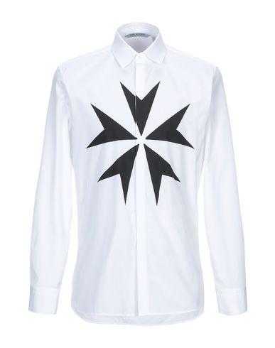 NEIL BARRETT - Solid color shirt