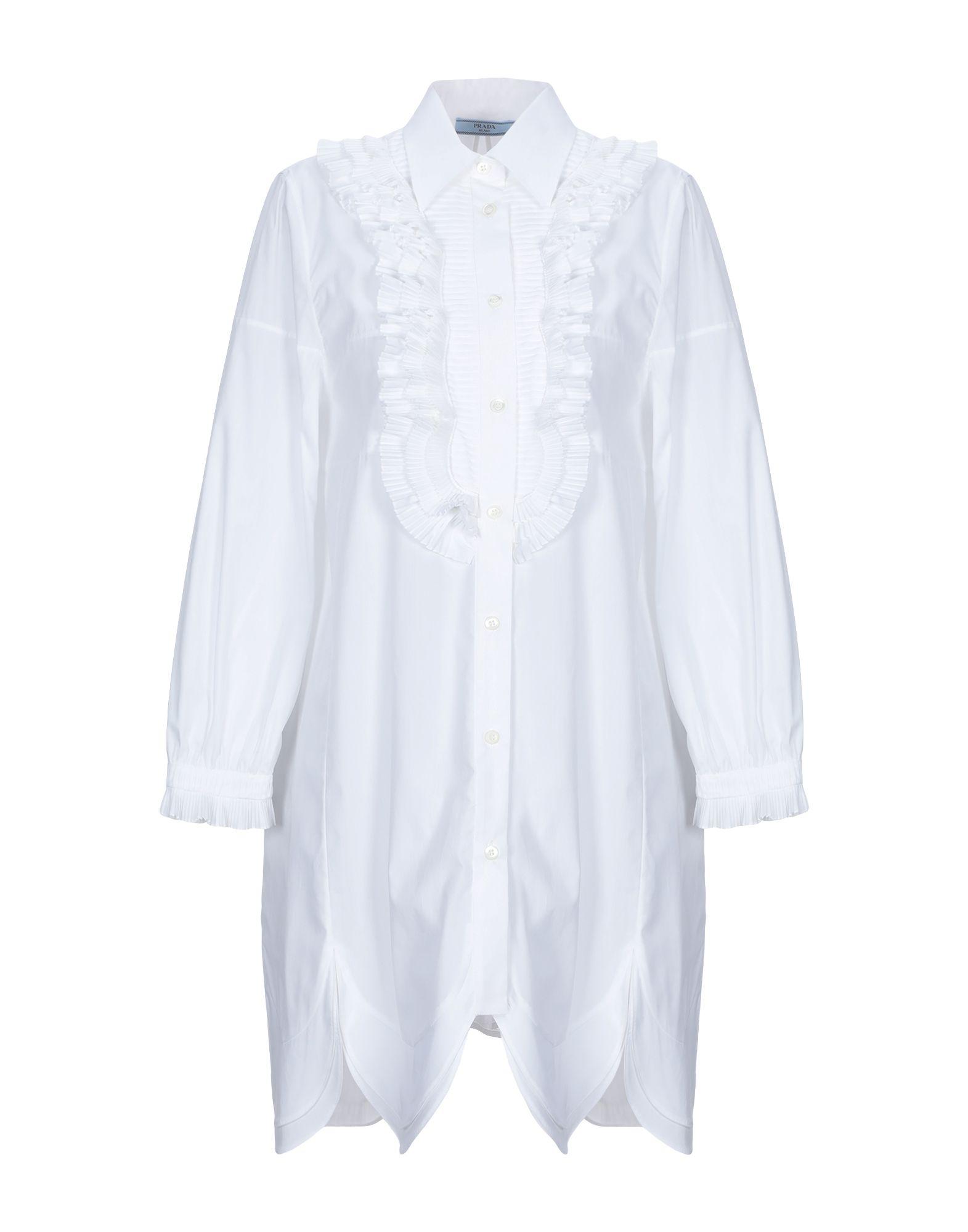 Camicie E bluse Tinta Unita Prada Prada donna - 38831662AK
