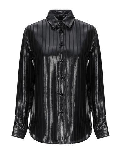 SAINT LAURENT - Solid colour shirts & blouses