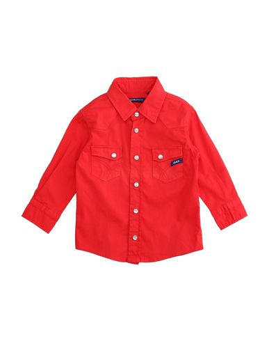 GAS - Solid color shirt