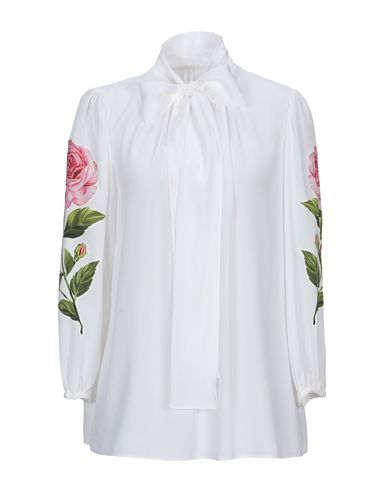 Dolce & Gabbana Shirts & Blouses With Bow   Shirts by Dolce & Gabbana