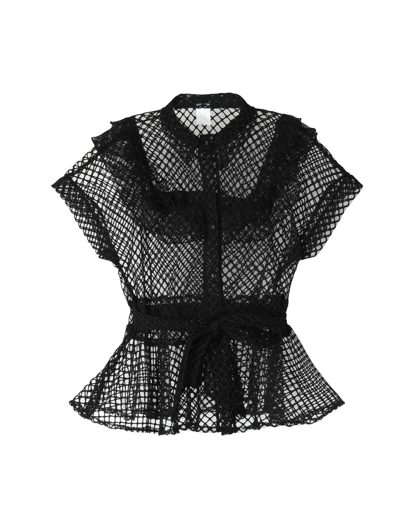 Camicie E bluse In Pizzo Twist Twist Twist X Turn donna - 38834251DQ 7ed