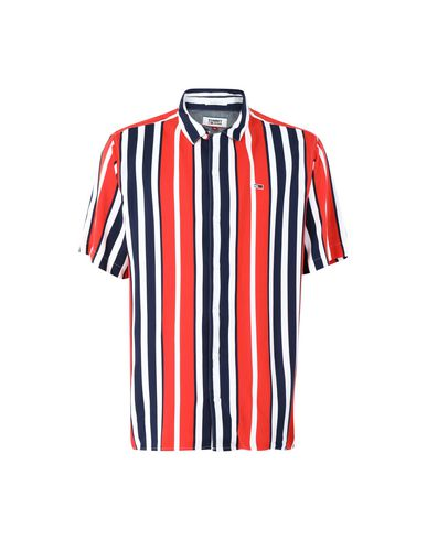 TOMMY JEANS - Camicia a righe
