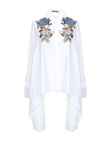 ALEXANDER MCQUEEN - Solid colour shirts & blouses