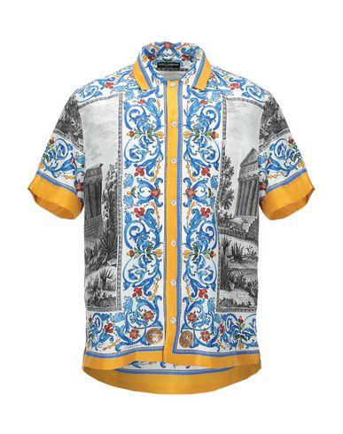 DOLCE & GABBANA - Hemd mit Muster