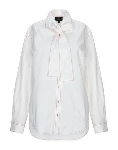 EMPORIO ARMANI - Camisas y blusas lisas