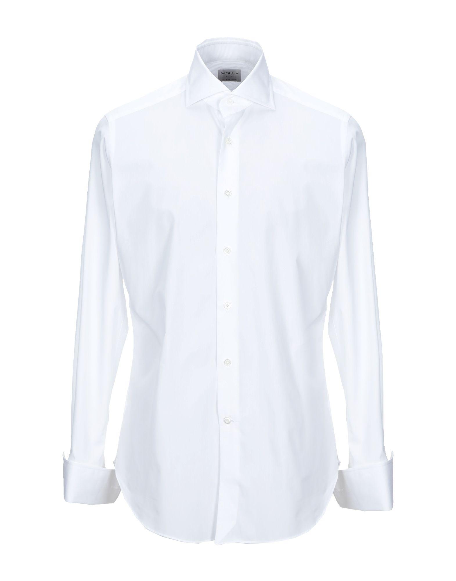 Camicia Tinta Unita Bagutta herren - 38834886KH