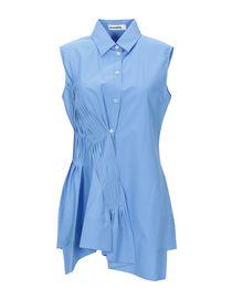 e3e5d2919ed181 JIL SANDER - Solid color shirts   blouses