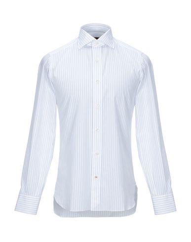 Isaia T-shirts Striped shirt
